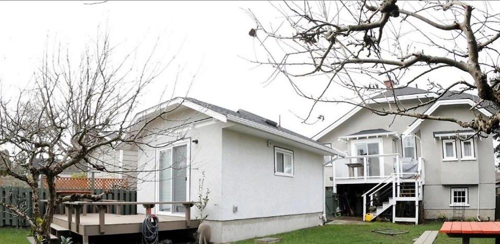 萨尼奇放开花园套房建设申请    图片来源:Saanich.ca