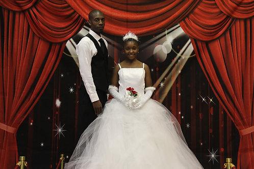 December 22nd    :  Father Daughter Princess Ball (3-13)