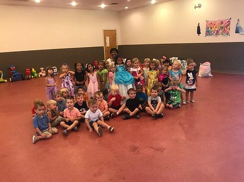 Nov. 30th Frozen Tea Party Ages 4-10