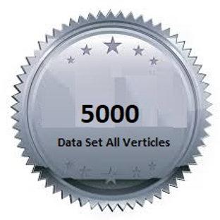 UK Survey Database 5000