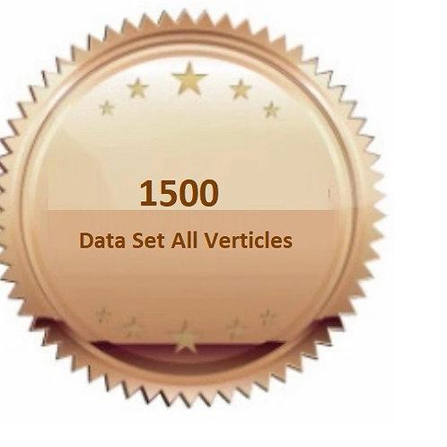 USA MCA Database 1500