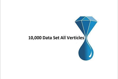 USA Life Insurance Database 10,000