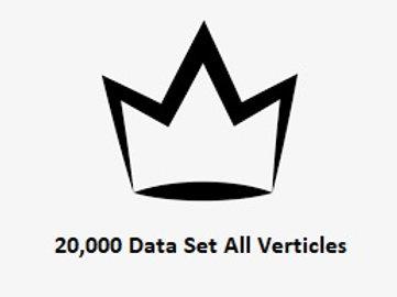 Canadian Raw Database 20,000