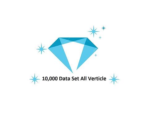 UK Television Database 10,000
