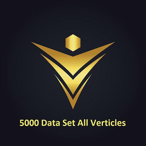 Australian Survey Database 5,000