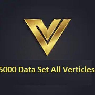 UK Raw Database 5,000