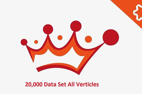 UK Home Insurance Database 20,000