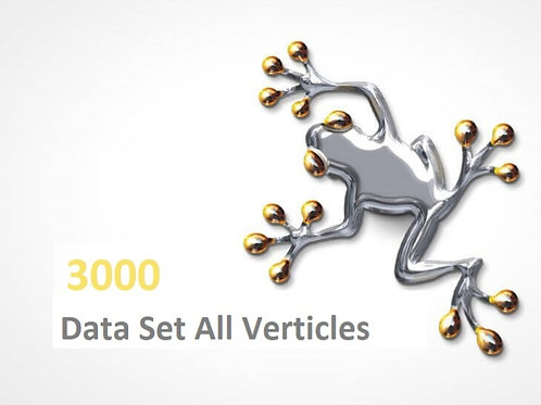 USA MCA Database 3,000