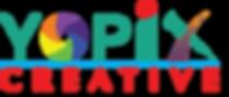 Yopix Creative Brand Logo