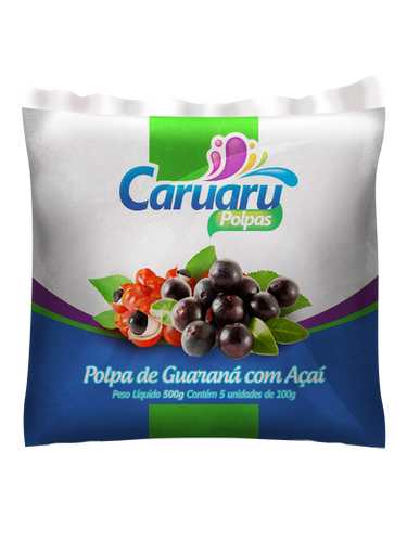 Guaraná with Açaí