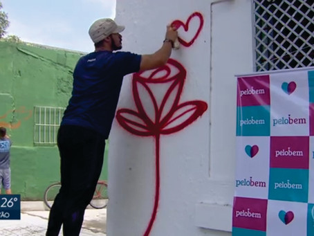 Mutirão de voluntários reforma Casa do Bem, no Recife