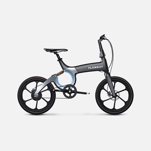 FlowDot: The Lightest Magnesium Alloy eBike