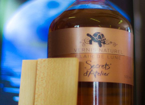 Vernis naturel Clair de Lune 500 ml