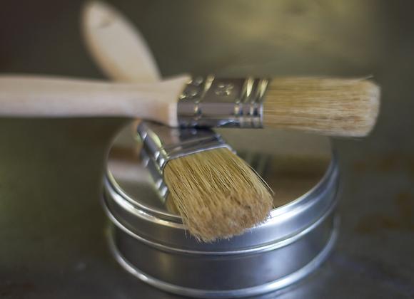 Pinceau en soie naturelle 30mm