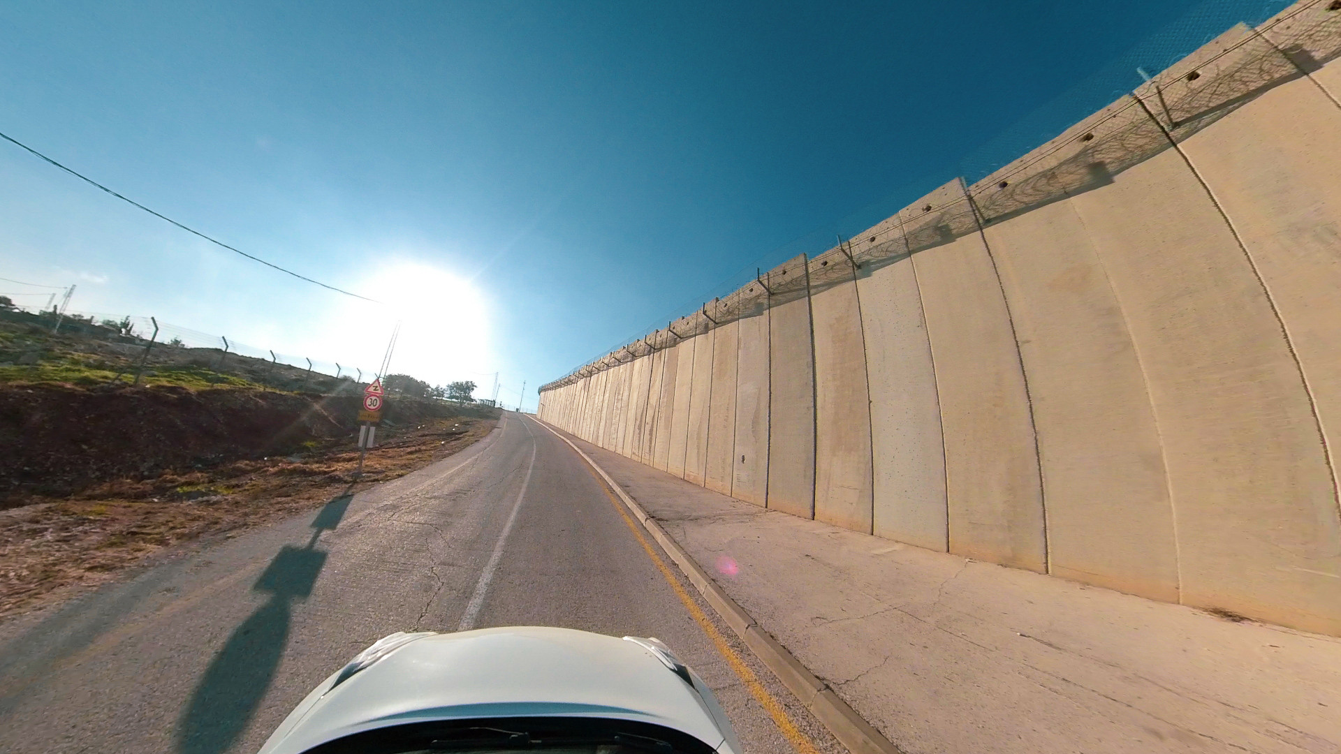 Besides the Wall | Israel