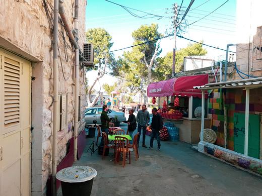 Corner Shop | East Jerusalem