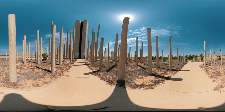 Memorial Monument ha-Plada