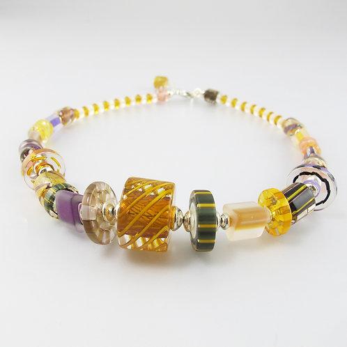 Audacious Necklace (Earth)