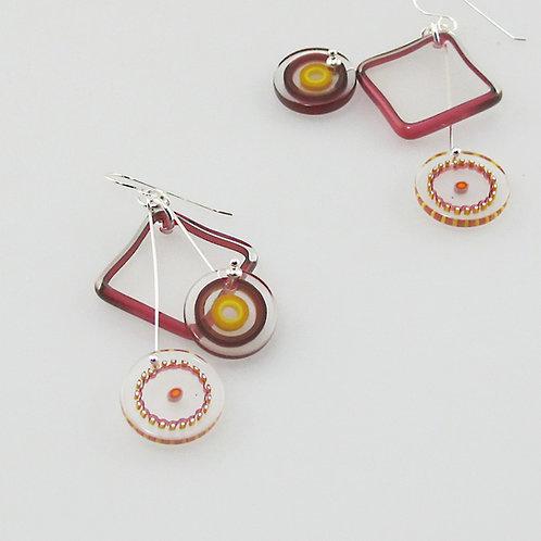 Daffodil Kinetic Earrings