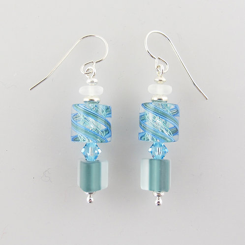Audacious Earrings (Caribe 2)