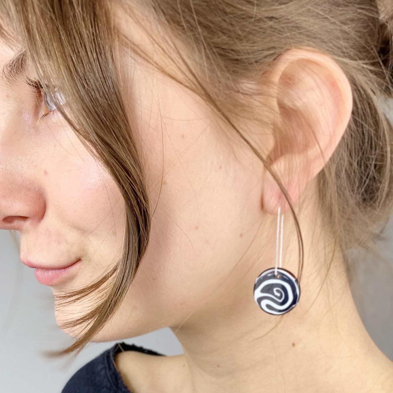 Thumbnail: Water Earrings
