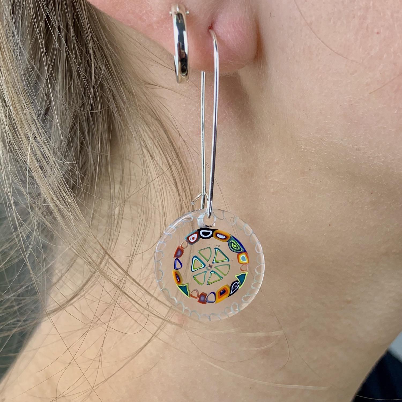 Thumbnail: Kiwi Earrings