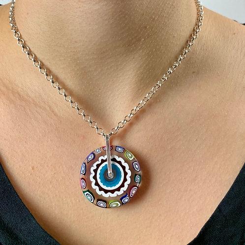 Happy Milli Pendant Necklace