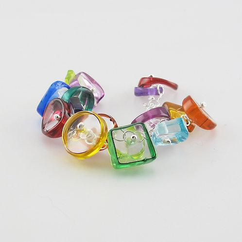 BG Bracelet, Rainbow