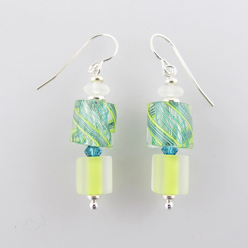Audacious Earrings (Caribe 1)