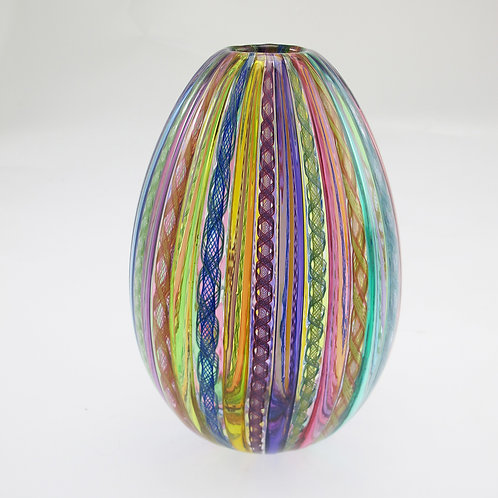 """Egg"" ,  (Multi) ,  8""tall x 6""wide"