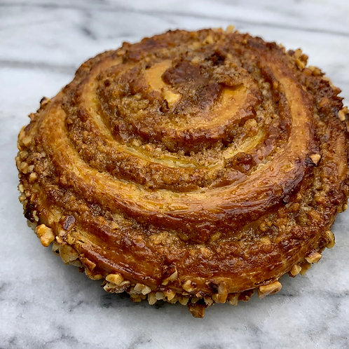 Cinnamon Nut Twirl