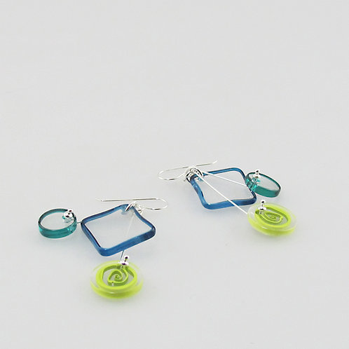 BBC Kinetic Earrings