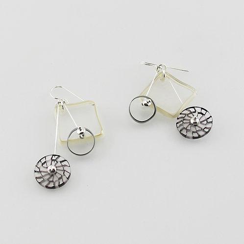 Mindful Kinetic Earrings