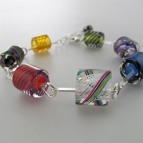 Cafe Bracelet (Multi Colors)