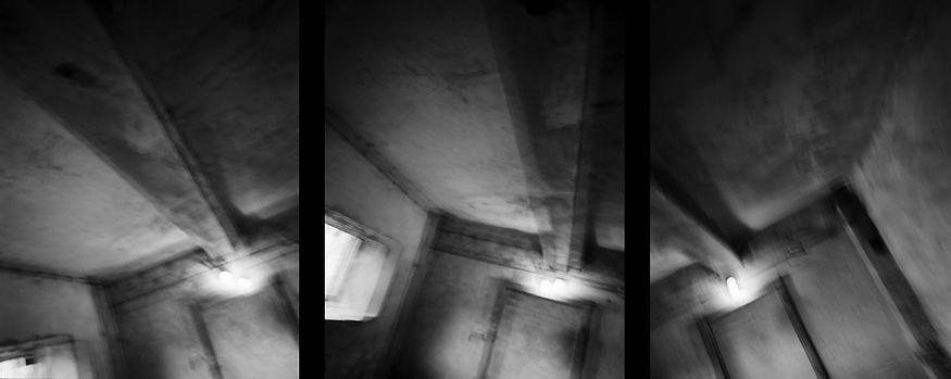 Anteroom to gas chamber, Auschwitz.