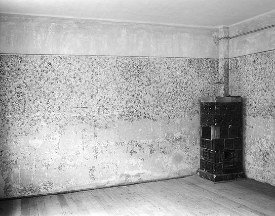 First floor room, Block 10, Auschwitz.