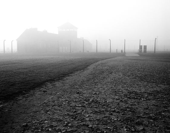 Main Guard House, Birkenau.