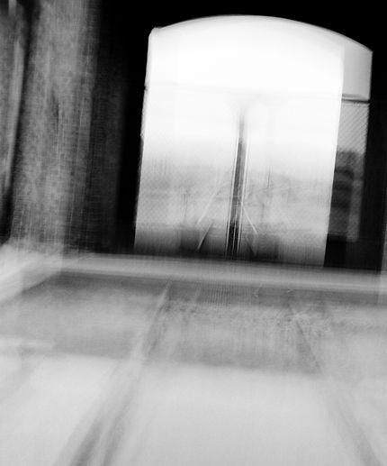 """""""Gate of Death"""", Birkenau."""