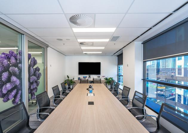 Interior Photography Board Room