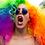 Thumbnail: Clown Wig Mini Session