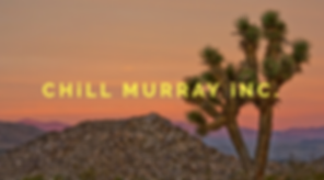 BillyMurray.online is powered by Chill Murray Inc. -- a creative consultancy with a mission to make your life more chill