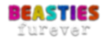 beasties furever rainbow with white logo