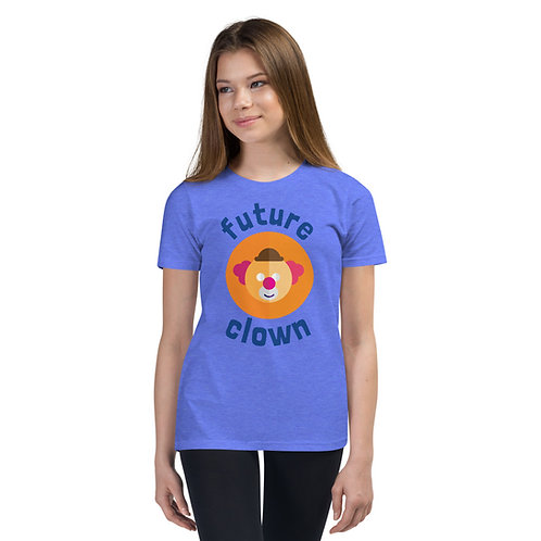 Future Clown Youth Short Sleeve T-Shirt