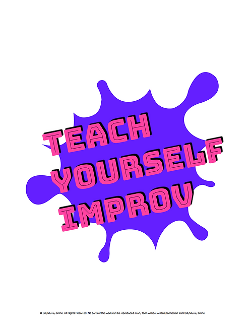 Teach Yourself Improv