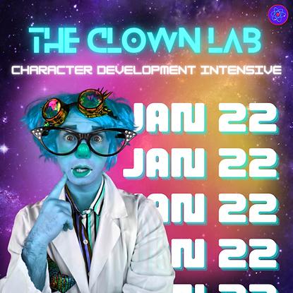 Clown Character Development Intensive