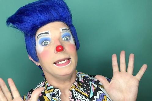 20-Min Clown Nose Mini Session
