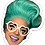 Thumbnail: Miss Bill Sticker