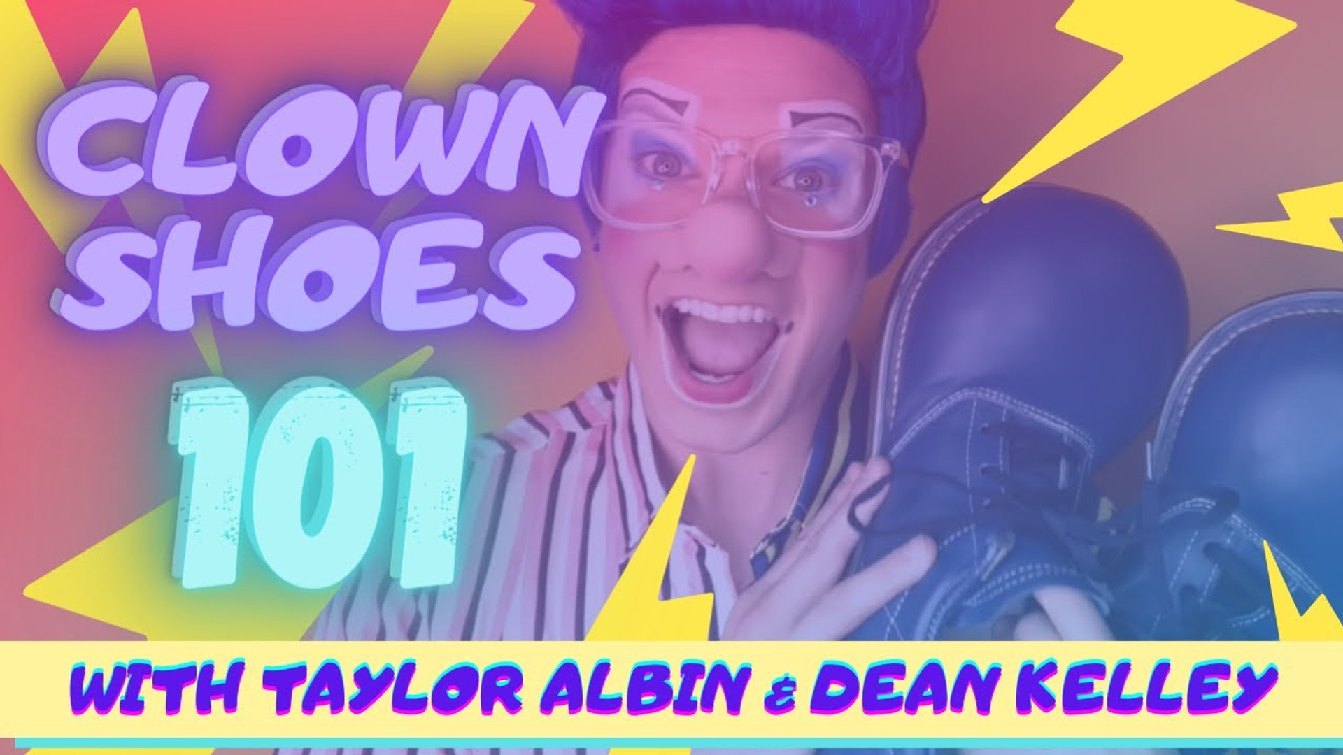 Clown Shoes 101