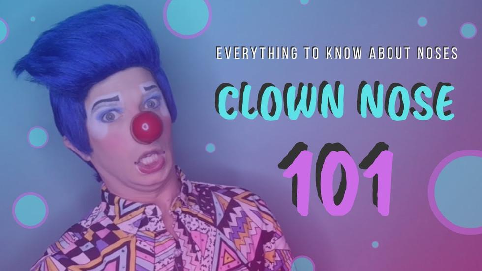 Clown Nose 101