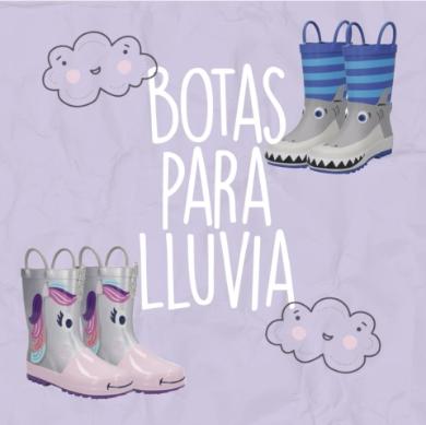 BabyRoom-Botas-de-lluvia-para niñosyniña